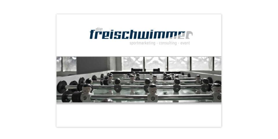 Freischwimmer Firmenpräsentation