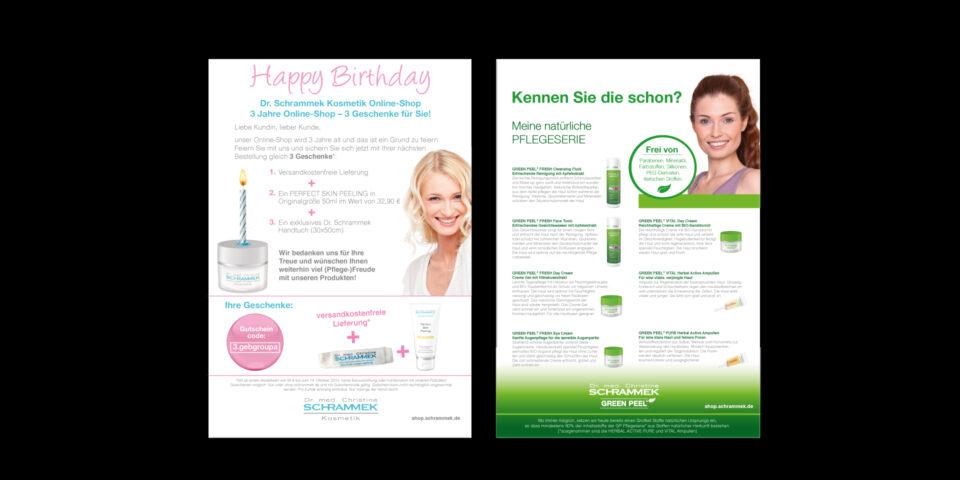 Schrammek Kosmetik Print
