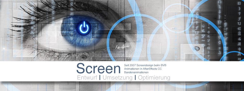 Screendesign