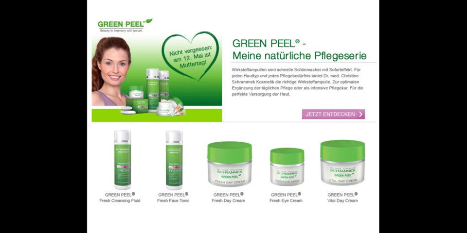 Schrammek Kosmetik Web & Online-Shop